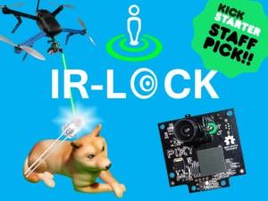 IR-LOCK Kickstarter