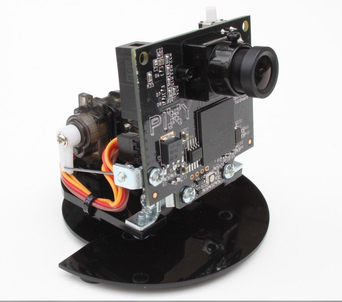 Pixy Pan/Tilt Mechanism